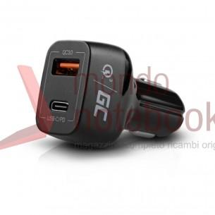 Alimentatore 2 porte USB Universale DC 5V 2.4A