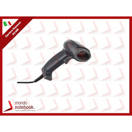 LETTORE BAR CODE ATLANTIS SCANBAR A08-LN1200 Prof. di campo 10-390mm,risoluz 3...