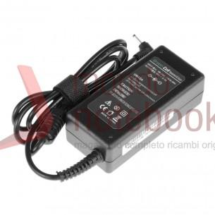 Alimentatore Compatibile per ASUS 40W 19V 2,1A NERO (2.5mm x 0.7mm)