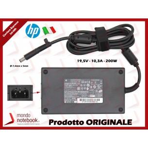 Alimentatore Originale HP 200W 19,5V 10,3A (7,4mm x 5,0mm)