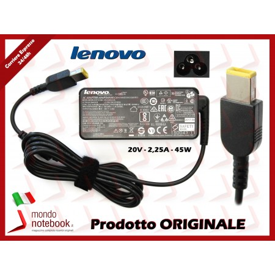Alimentatore Originale Lenovo Thinkpad 45W 20V 2,25A - 3P