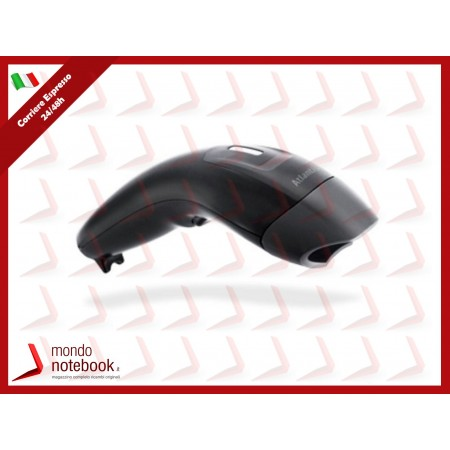 LETTORE BAR CODE WIRELESS ATLANTIS A08-LN1252-W SCANBAR prof. campo 30-200mm risoluz...