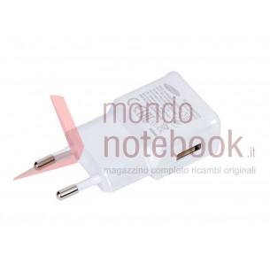 Alimentatore USB 5,3V 2A ORIGINALE Samsung Galaxy (BIANCO)