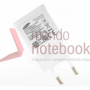 Alimentatore USB 5V & 9V 2A ORIGINALE Samsung Galaxy (BIANCO)