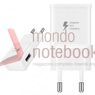 Alimentatore USB 5V 2A COMPATIBILE Samsung Galaxy (BIANCO)