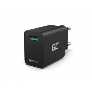 Alimentatore USB Compatibile USB Quick Charger 3.0 (5V 2.4A) (9V 2.0A) (12V 1.5A)