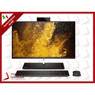 """ALL IN ONE HP EliteOne 1000 G2 4PD86ET 27"""" i7-8700 8GB SSD256GB DVD Tastiera Mouse W10P"""