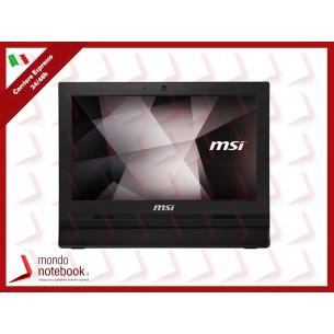 "ALL IN ONE MSI PRO 16T 7M-030XEU 15,6"" Touch Cel 3865U 4GB SSD 128GB NO DVD Tastiera..."