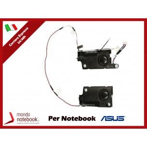 Altoparlanti Speaker SET ASUS X580VD X580VN X580GD con Cavo Antenna