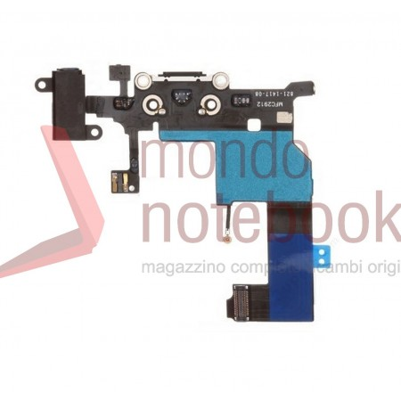Apple iPhone 5 Charging Port Flex Cable Ribbon Replacement - Black - Grade S+