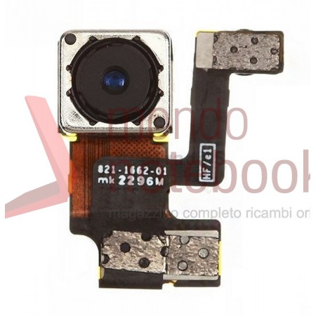 Apple iPhone 5 Rear Facing Camera Replacement - Grade S+