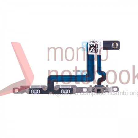 Apple iPhone 6 Plus Volume Button Flex Cable Ribbon Assembly Replacement - Grade S+