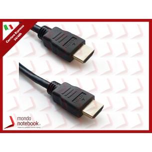 Atlantis cavo HDMI-2.0: Cavo HDMI v.2.0. Connettori 19pin A M/M Lunghezza 1m...
