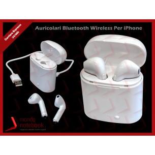 Auricolari Bluetooth Wireless per iPhone