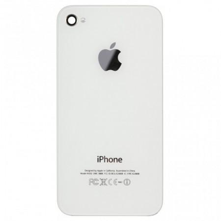 Back Cover Posteriore APPLE iPhone 4 (BIANCO)