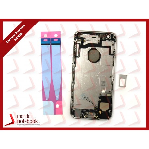 Back Cover Posteriore APPLE iPhone 6S (Silver) Completa