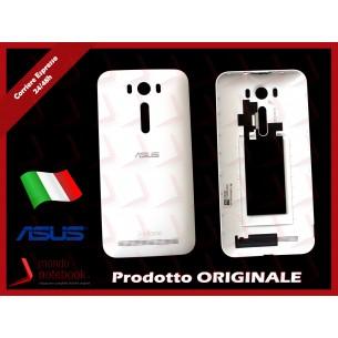 Back Cover Posteriore ASUS ZenFone 2 Laser ZE500KL ZE500KG (BIANCO)
