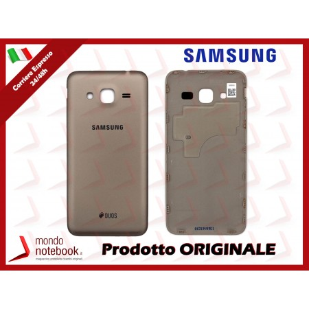 Back Cover Posteriore Samsung Galaxy J3 SM-J320FN (Gold)