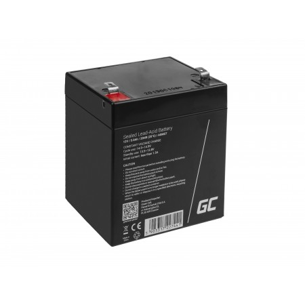 Batteria AGM Green Cell 12V 5Ah