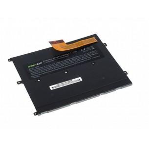 Batteria Compatibile di alta qualità per Notebook Dell 10,8V (11,1V) 2700 mAh DE54