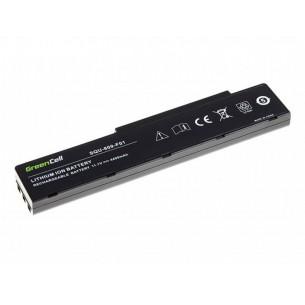 Batteria Compatibile di alta qualità per Notebook Fujitsu Siemens 10,8V (11,1V) 4400...
