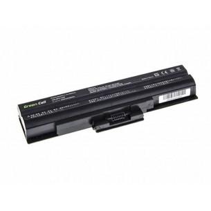 Batteria Compatibile di alta qualità per Notebook Sony 10,8V (11,1V) 4400 mAh SY03
