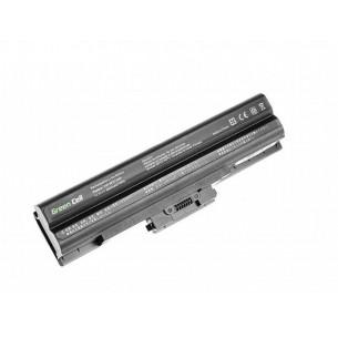 Batteria Compatibile di alta qualità per Notebook Sony 10,8V (11,1V) 6600 mAh SY04
