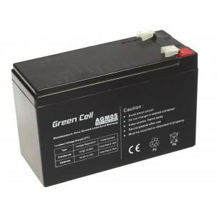 Batteria Gel per Gruppo di Continuità UPS AGM 12V 7.2Ah
