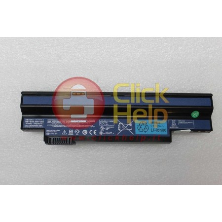 Batteria Originale ACER Aspire One 532H 533 532G (6 CELLE) (NERA) (Rigenerata)