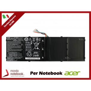 Batteria Originale ACER Aspire R3-431T R3-471T TravelMate TMP446-M P446-M
