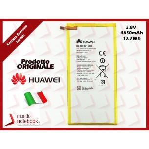 "Batteria Originale Huawei MediaPad M1 8.0 (S8-3xx), T1 8.0, T1 10"" Pro LTE (T1-A21L)"
