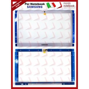 Bezel Cornice LCD SAMSUNG NP530U4B NP530U4C NP530U3CNP530U3B (Silver)