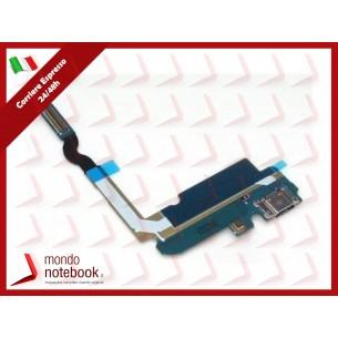 Board di Alimentazione Microfono Flex Cable Samsung GT-I9205 Galaxy Mega 6.3