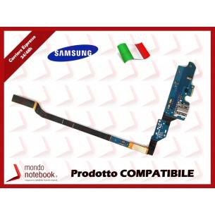 Board di Alimentazione Microfono Flex Cable Samsung GT-I9500 Galaxy S4 REV08