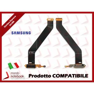 Board di Alimentazione Microfono Flex Cable Samsung GT-P7500 P7510 Tablet Galaxy Tab