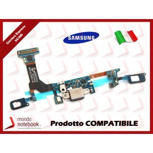 Board di Alimentazione Microfono Flex Cable Samsung SM-G930F Galaxy S7