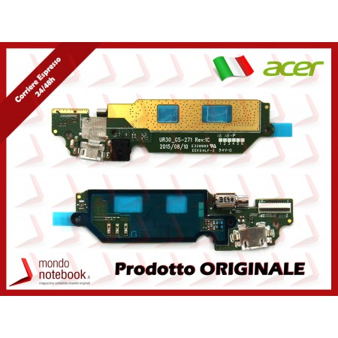 Board Micro USB/Vibrator/Mic ACER Liquid Z530