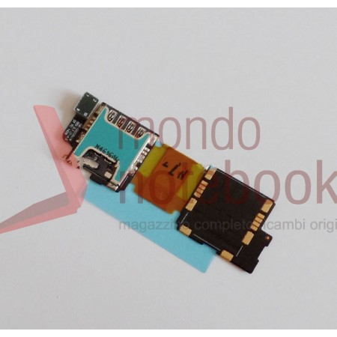 Board SIM CARD e SD Card Samsung SM-G9008V Galaxy S5