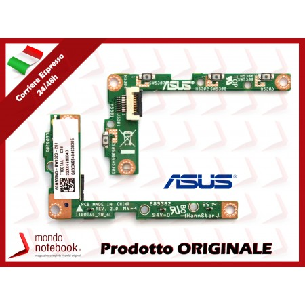 Board Tasti Accensione Power Button ASUS T100TAL SW_BOARD./AS