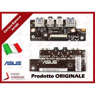 Board USB ASUS P8B75-FIO-BOARD-3L/DP_CARD