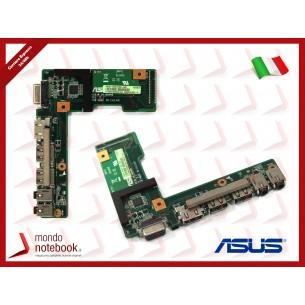 Board USB I/O Audio HDMI ASUS K52 SERIES X52J A52J K52J K52JR K52JT K52JB