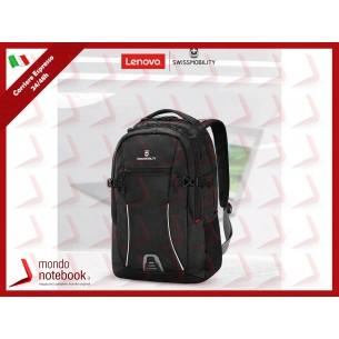 "BORSA ZAINO per Notebook 14"" 15.6"" Lenovo Swissmobility Business"