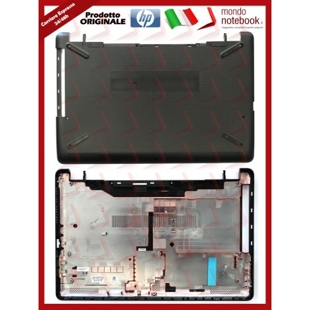 Bottom Case Scocca Cover Inferiore HP Pavilion 15-BS 15-BW 250 G6 255 G6 256 (Nera)
