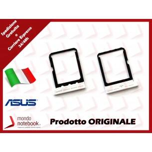 Carrello SIM Tray ASUS MeMO Pad 8 ME581CL (Bianco)