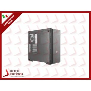 CASE COOLER MASTER M.TOWER MCB-B600L-KA5N-S02 MASTERBOX MB600L NERO/GREY ATX 1X5.25...