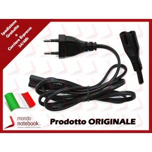 CAVO CORDA ALIMENTAZIONE POWER CORD PRESA ITALIANA BIPOLARE 2 POLI