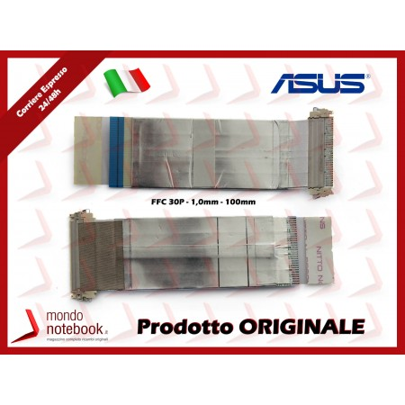 Cavo Flat Cable ASUS LVDS FFC 30P,1,0MM,L100MM