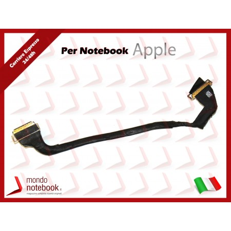 """Cavo Flat Cable LCD Apple Macbook Pro 13"""" A1278 (2008) (2009) (2010)"""