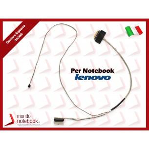 """Cavo Flat LCD LED Lenovo IdeaPad 100-15IBD 100-15LBD B50-50 - 15.6"""" 30Pin"""