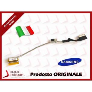 Cavo Flat LCD Samsung NP530U3B NP530U3C 535U3C (Versione NO Touch)